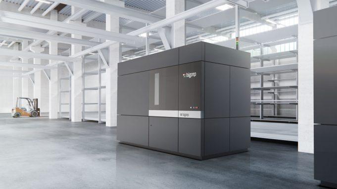 Der BigRep Edge Großformat 3D-Drucker