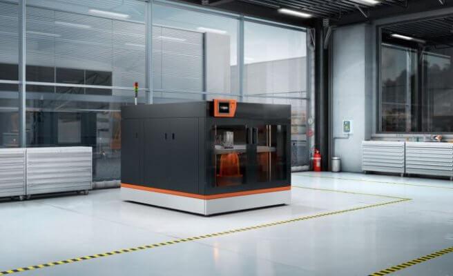 Der Großformat 3D-Drucker BigRep Pro