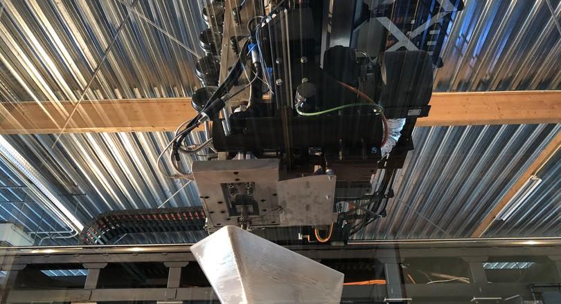 Der CFAM Prime 3D-Drucker von CEAD