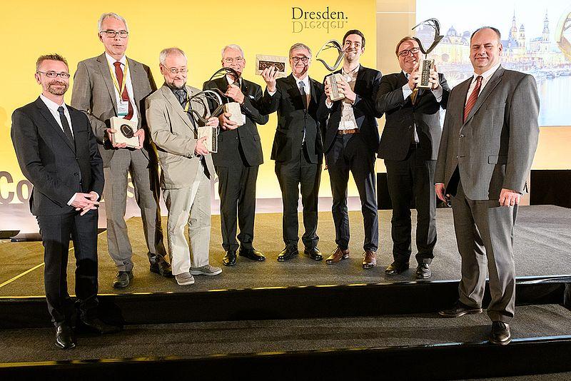 Dresden Congress Awards Preisträger