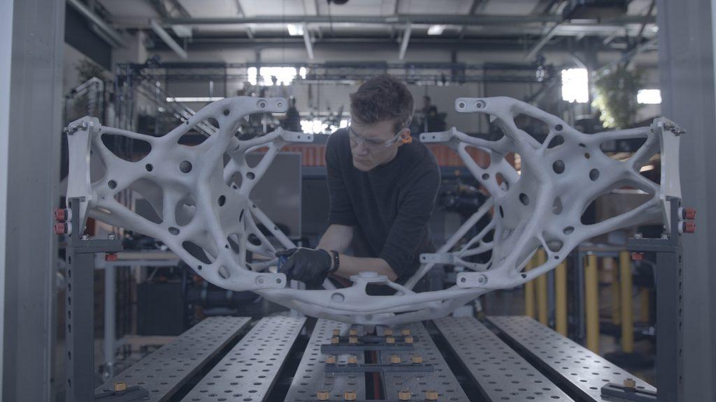 Die Entstehung des Landers des JPL