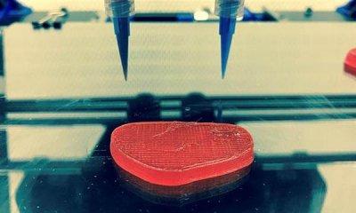 Fleischersatz aus dem 3D-Drucker