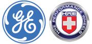 Logo von General Electric und HRE