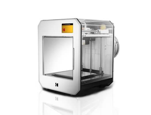 Bild eines 3D-Druckers von Kodak