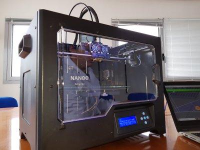 Der Zetaprint 3D-Drucker