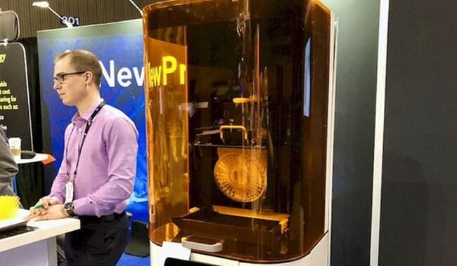 NP1 DLP-3D-Drucker