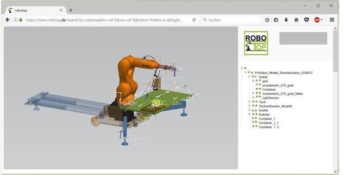 ROBOTROP OsIRIS