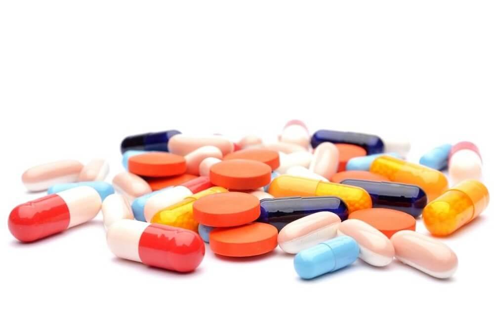 3D-gedruckte Tabletten