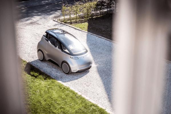 Uniti One - 3D-gedrucktes Auto