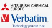 Logo Verbatim und Mitsubishi Chemical