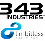 343 Industries und Limbitless Solutions Logo