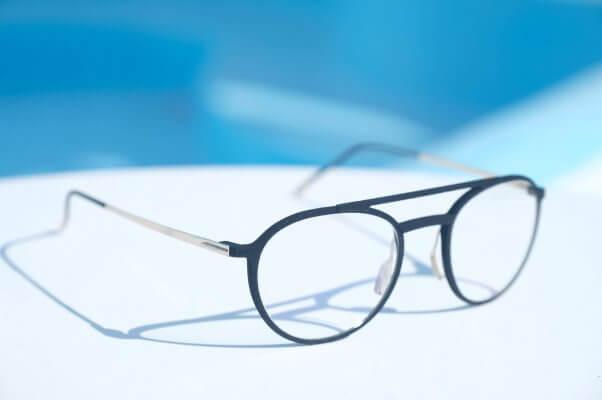 3D-gedruckte Brille von MOREL