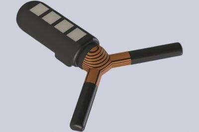 3D-gedruckte Tablette