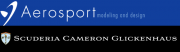 Logo Aerosport Modeling & Design und Scuderia Cameron Glickhaus