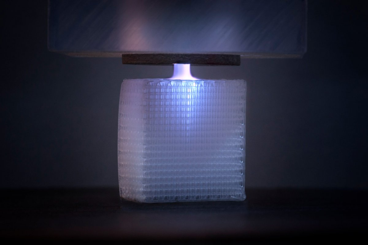 Fraunhofer-Forscher entwickeln 3D-Druckverfahren für passgenaue Knochenimplantate