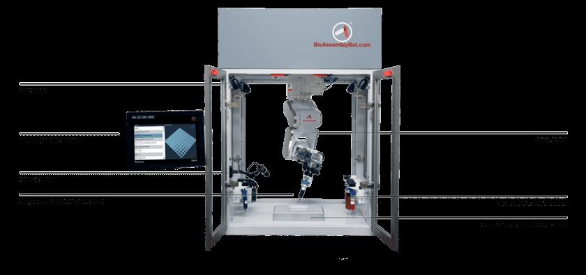 Der BioAssemblyBot von 3d.FAB