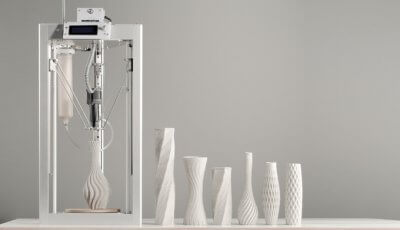 Der CERAMBOT 3D-Drucker