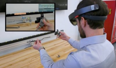 Augmented Reality und Virtual Reality bei Ford