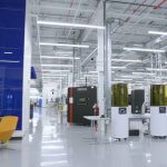 Advanced Manufacturing Center Innenansicht