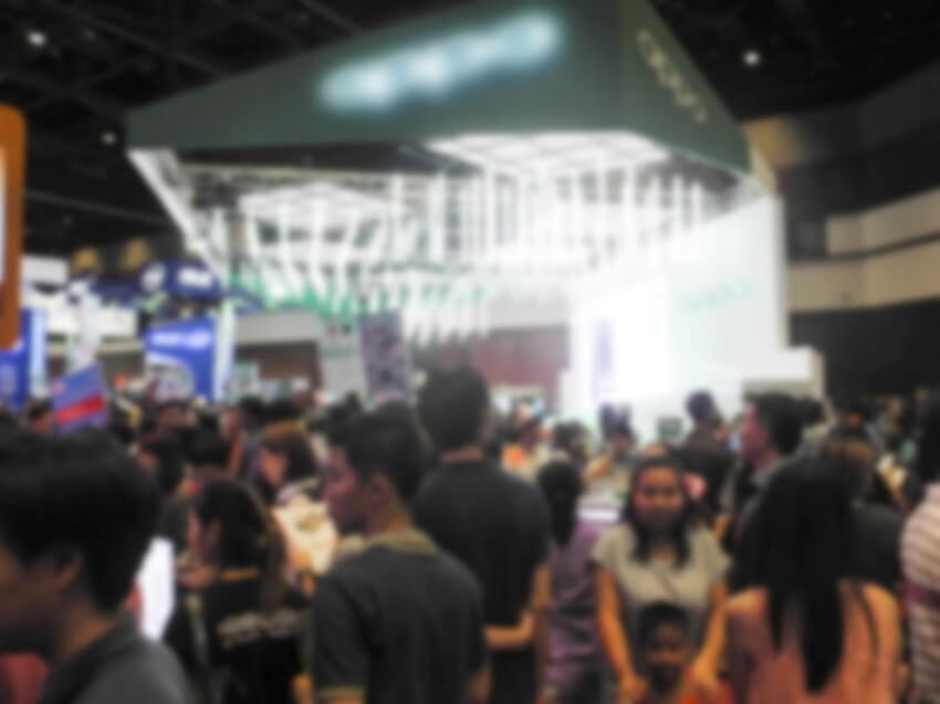 Foto von einem Hacker-Event