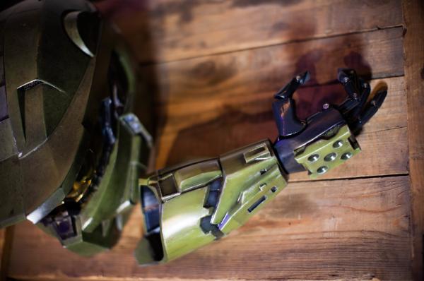 3D-gedruckte Armprothese