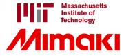 Logo MIT und Mimaki