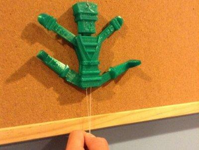 Nussknacker-Hampelmann aus dem 3D-Drucker