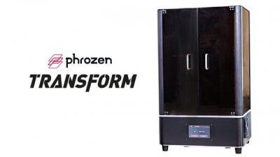 3D-Drucker Transform von Phrozen