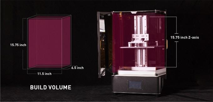 Der Phrozen Transform SLA-3D-Drucker im Detail