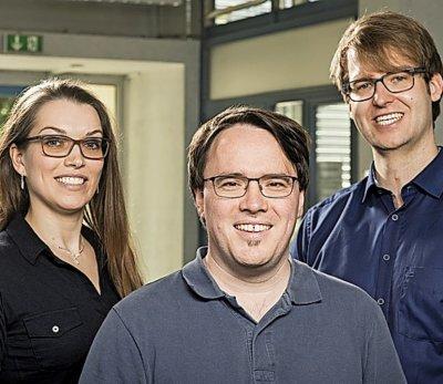 Die Gründungsmitglieder der Glassomer GmbH