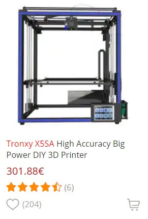 Tronxy X5SA kaufen