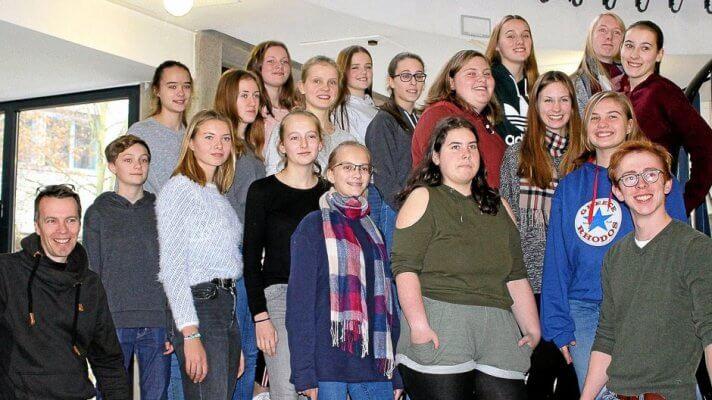 Teilnehmerinnen des 3D-Druck Workshops an der Ostfalia Hochschule
