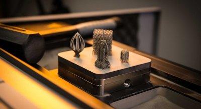 3D-Druckobjekte mit Material von Protolabs hergestellt