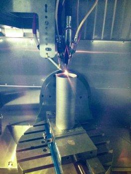 3D-Drucker uPrinter im Einsatz