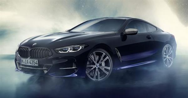 Der BMW M850i