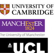 Cambridge University, Manchester University, University