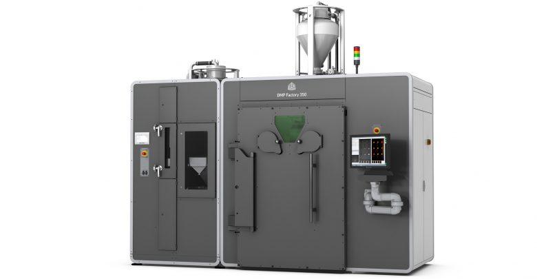 3D Systems präsentiert mit DMP Flex 350 und DMP Factory 350 zwei neue Metall-3D-Drucker