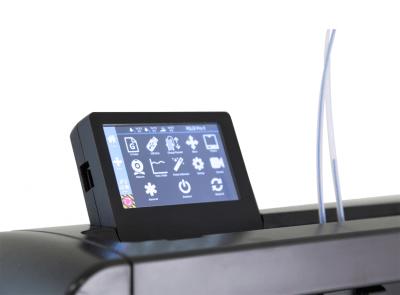Touchscreen des FELIXprinters Pro 3