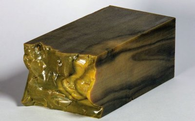 3D-Druckobjekt, das Holz ähnelt