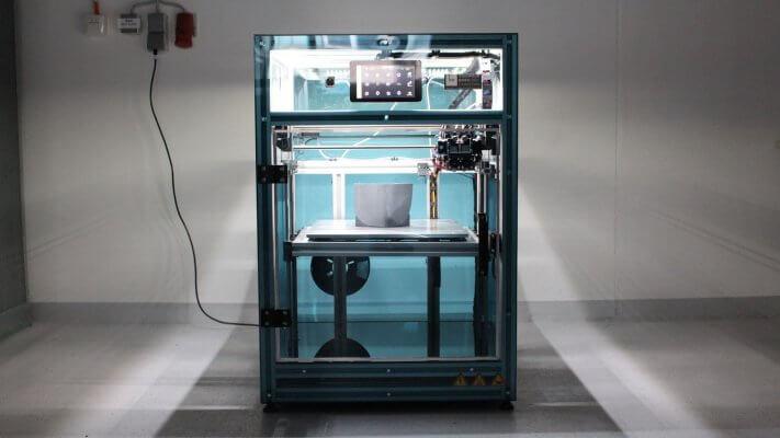 3D-Drucker l-Serie von CR-3D