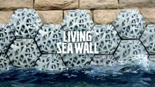 Living Seawall von Volvo