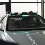 Ansicht 3D-gedrucktes Dach des Autos