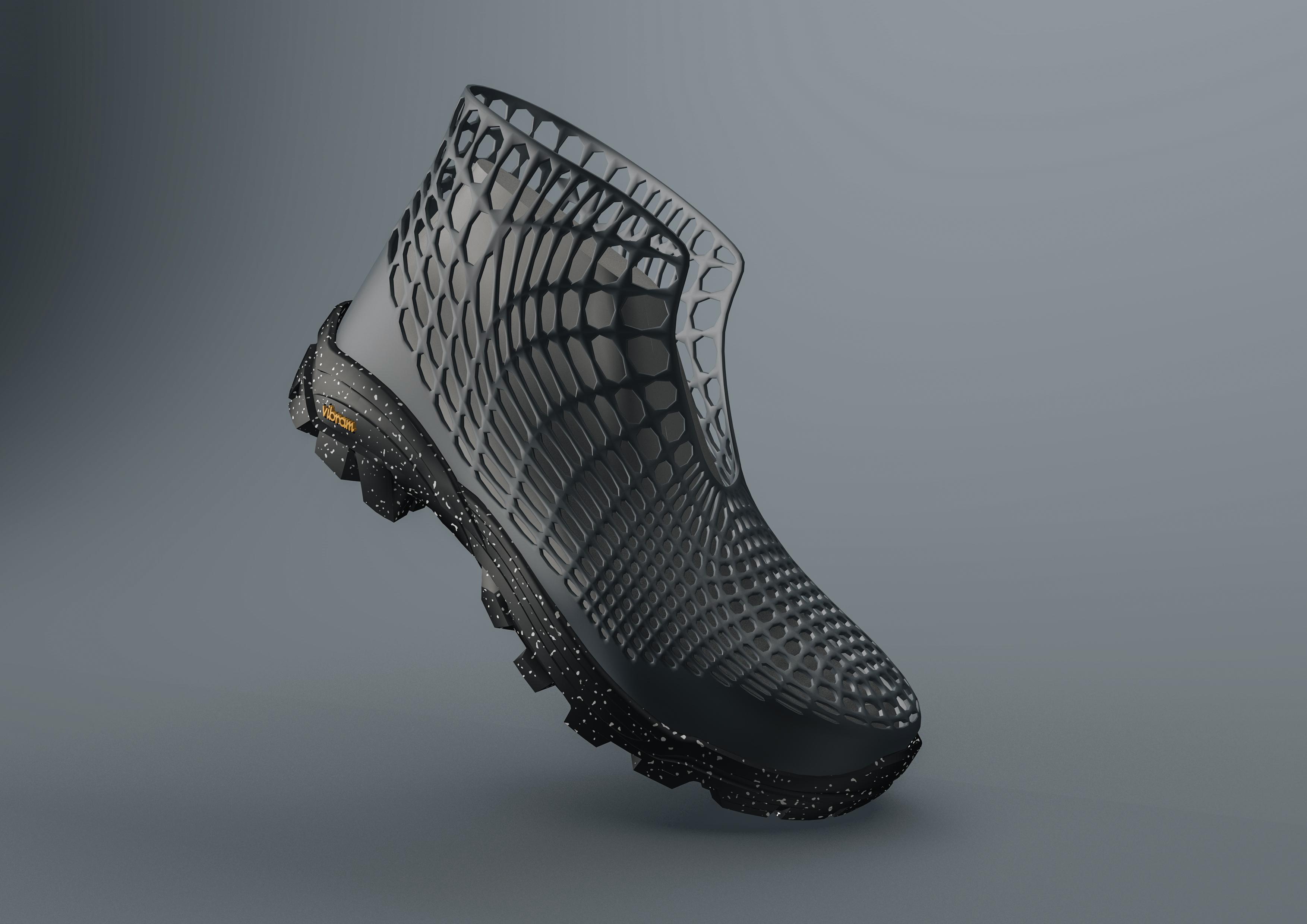 Schuh 4.0 von Sympatex