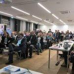 Besucher der 3D-Druck Start-Up Night der TechBase Regensburg