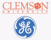 Logo Clemson University und GE Power