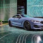 Designer-Fußboden von BMW