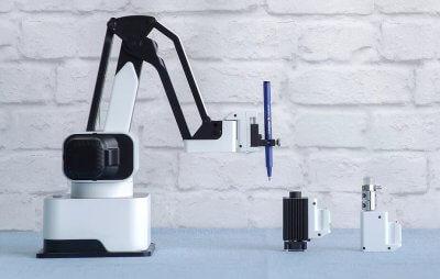 Hexbot Roboterarm