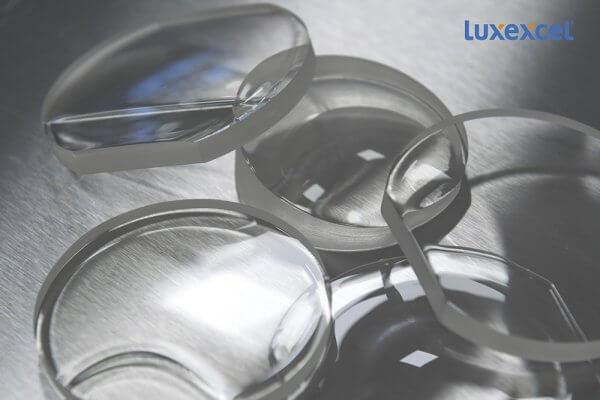 3D-gedruckte Brillengläser