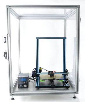 Owlson Filterkabine für 3D-Drucker