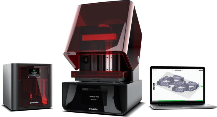 Werbebild SprintRay Pro 3D-Drucker